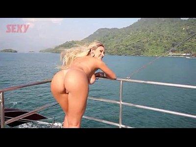 Video making off Andressa Urach pelada