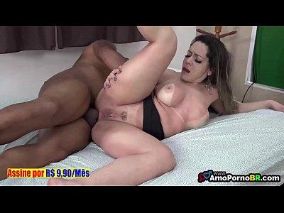 FIlme brazzers com atriz brasileira