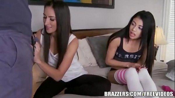 Novinhas transando muito gostoso no pornô